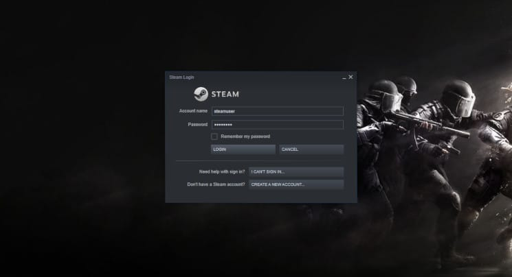 Steam Update All Button