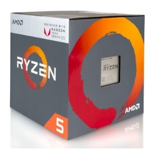 AMD Ryzen 5 2400G Processor