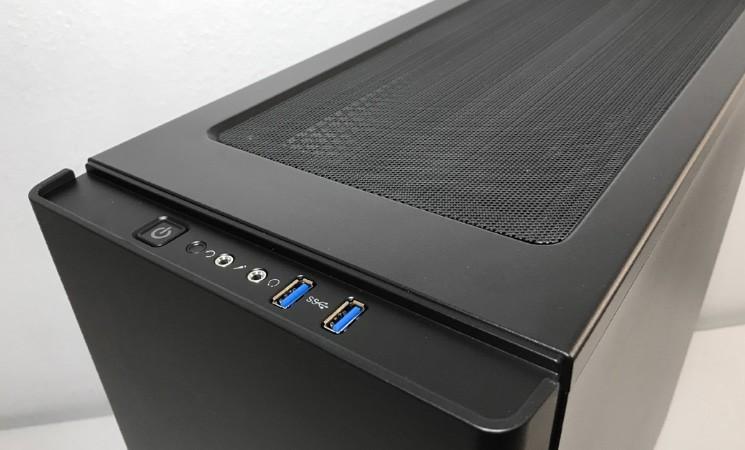 Corsair Carbide 275R unbox