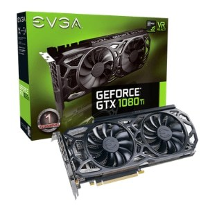 EVGA GeForce GTX 1080 Ti SC Black Edition Gaming