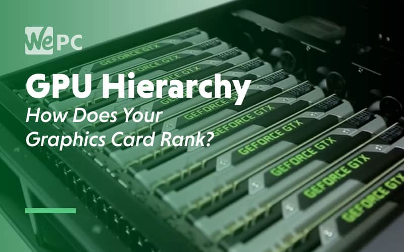 GPU Hierarchy How Does Your Graphics Card Rank