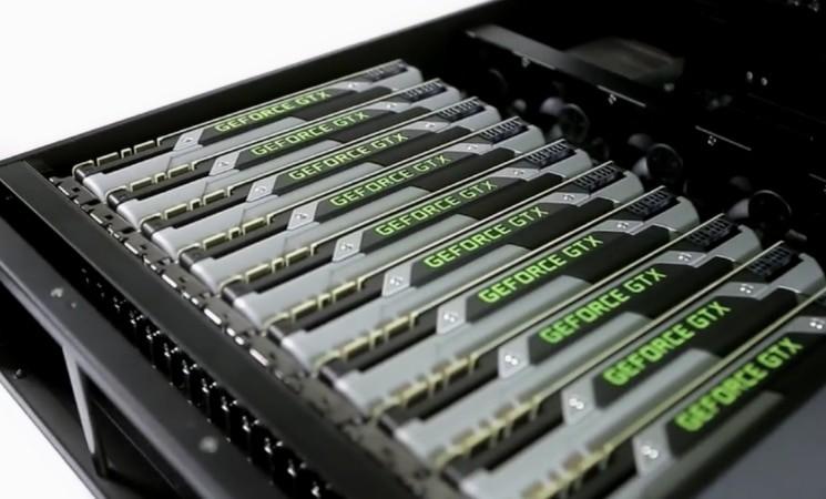GPUs hierarchy