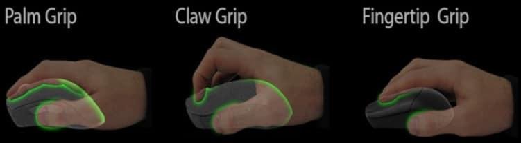 Grip Styles