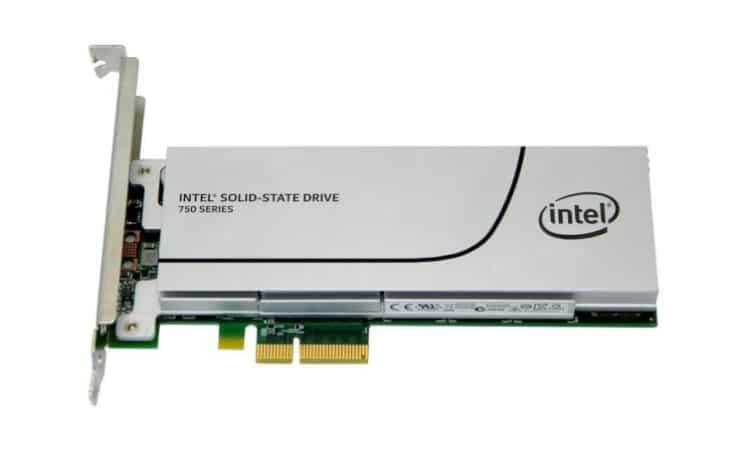 PCI E SSDs