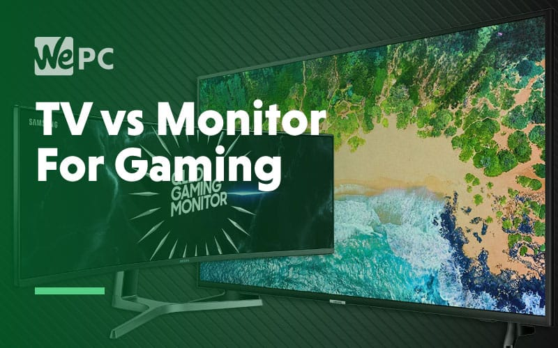 TV vs Monitor For Gaming