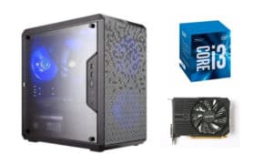 best gaming pc build under 500