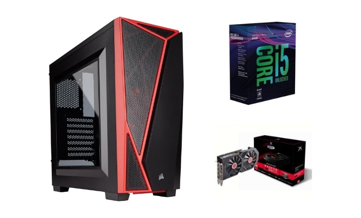 best gaming pc under 700