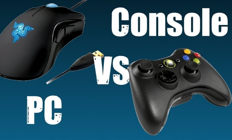 PC vs Console Gaming: A War On Multiple Fronts - WePC com