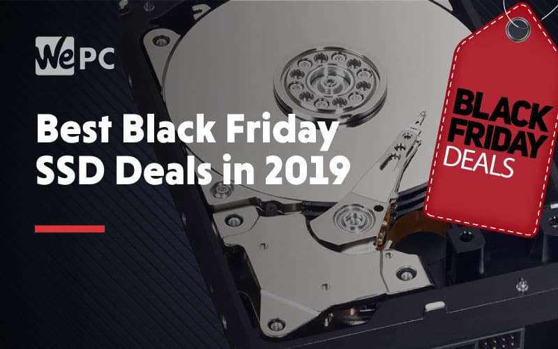 Best Black Friday SSD Deals in 2019