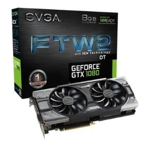 EVGA GTX 1080 FTW2 GAMING