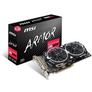 MSI ARMOR 8GB OC RX 580