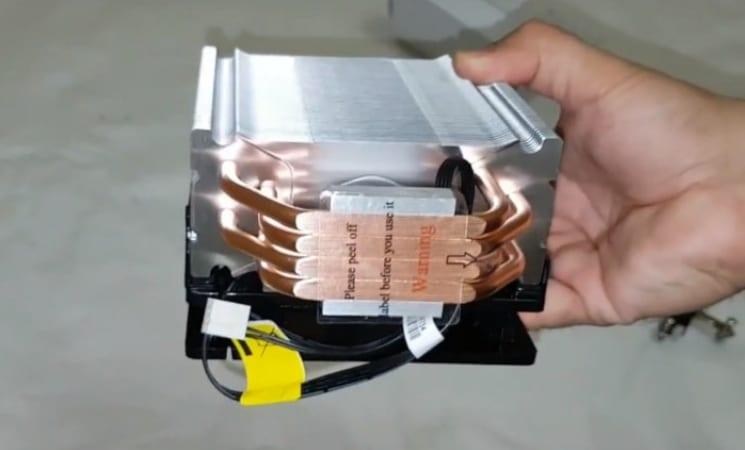 Cooler Master Hyper 212 EVO unbox
