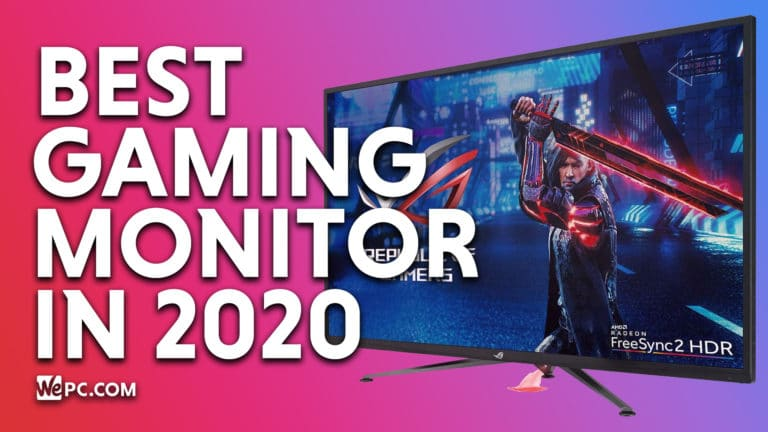 Best Gaming Monitor for 2020