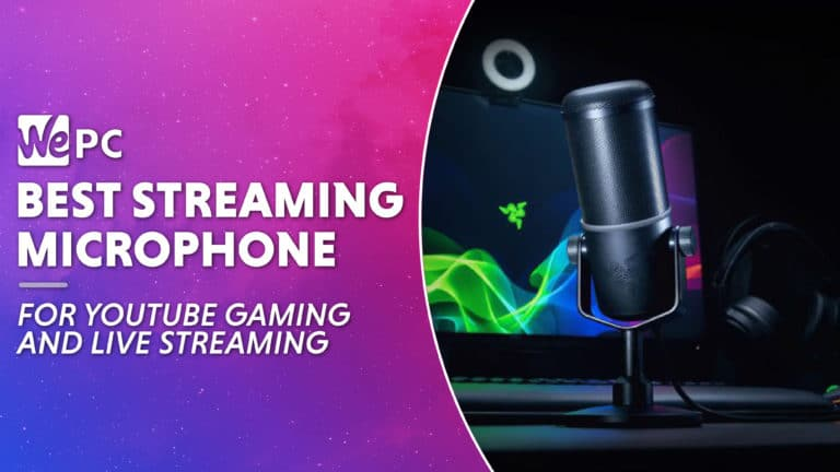 WEPC Best streaming microphone Featured image 01