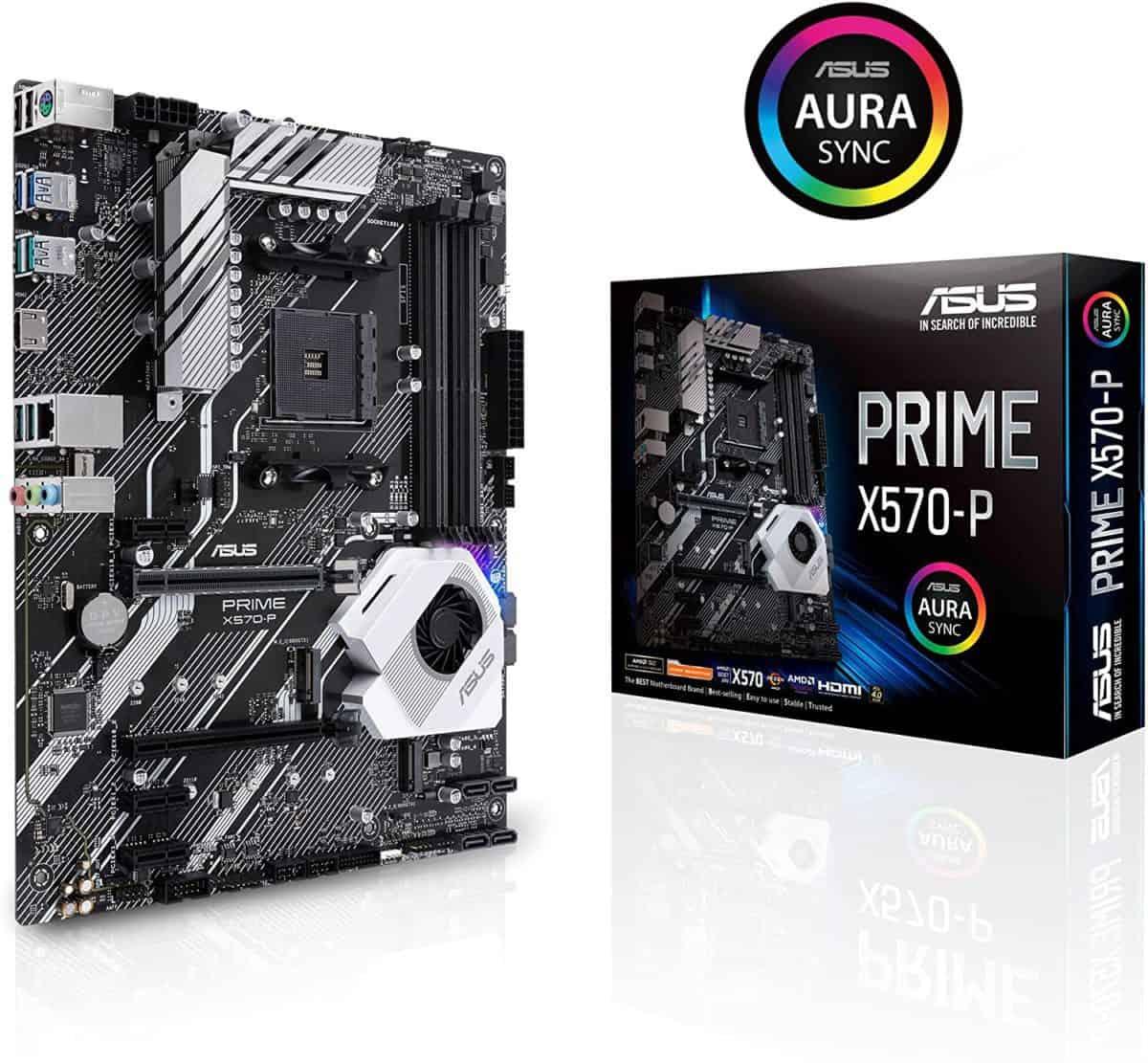 Asus Prime X570 P 1