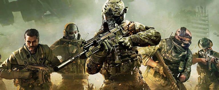 Benchmark Call of Duty