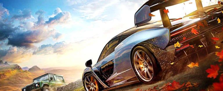 Benchmark Forza Horizon 4