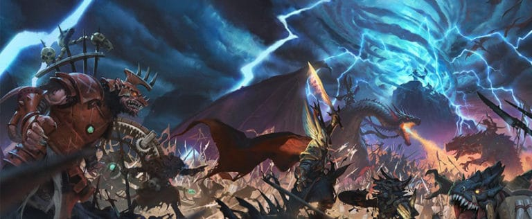 Benchmark Total War Warhammer II