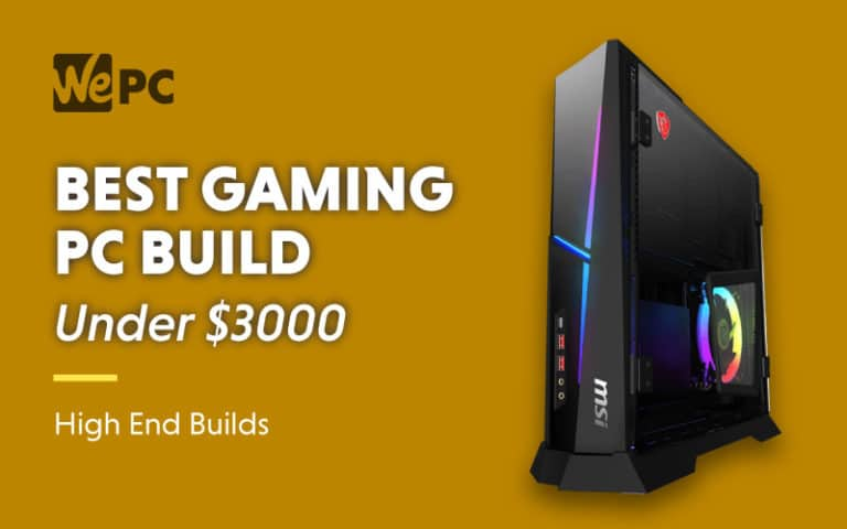 Best Gaming PC Build under 3000 High End Builds.