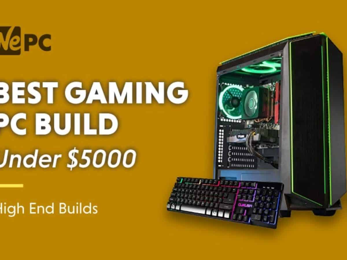 Our 5 000 Gaming Pc Build Prebuilts September 2020
