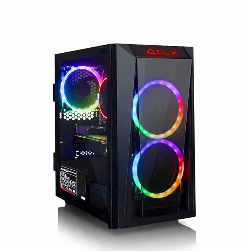 CLX Custom Gaming PC AMD 2200G