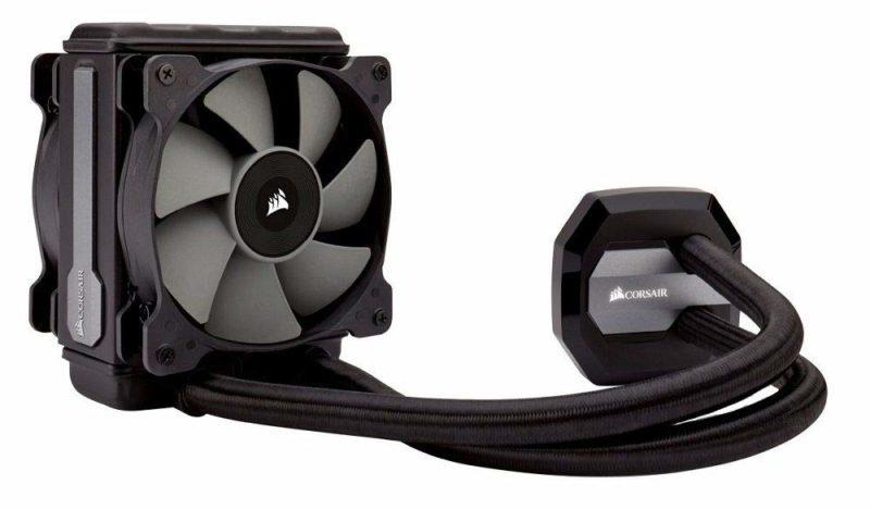 CORSAIR Hydro Series H80i v2 liquid cooler