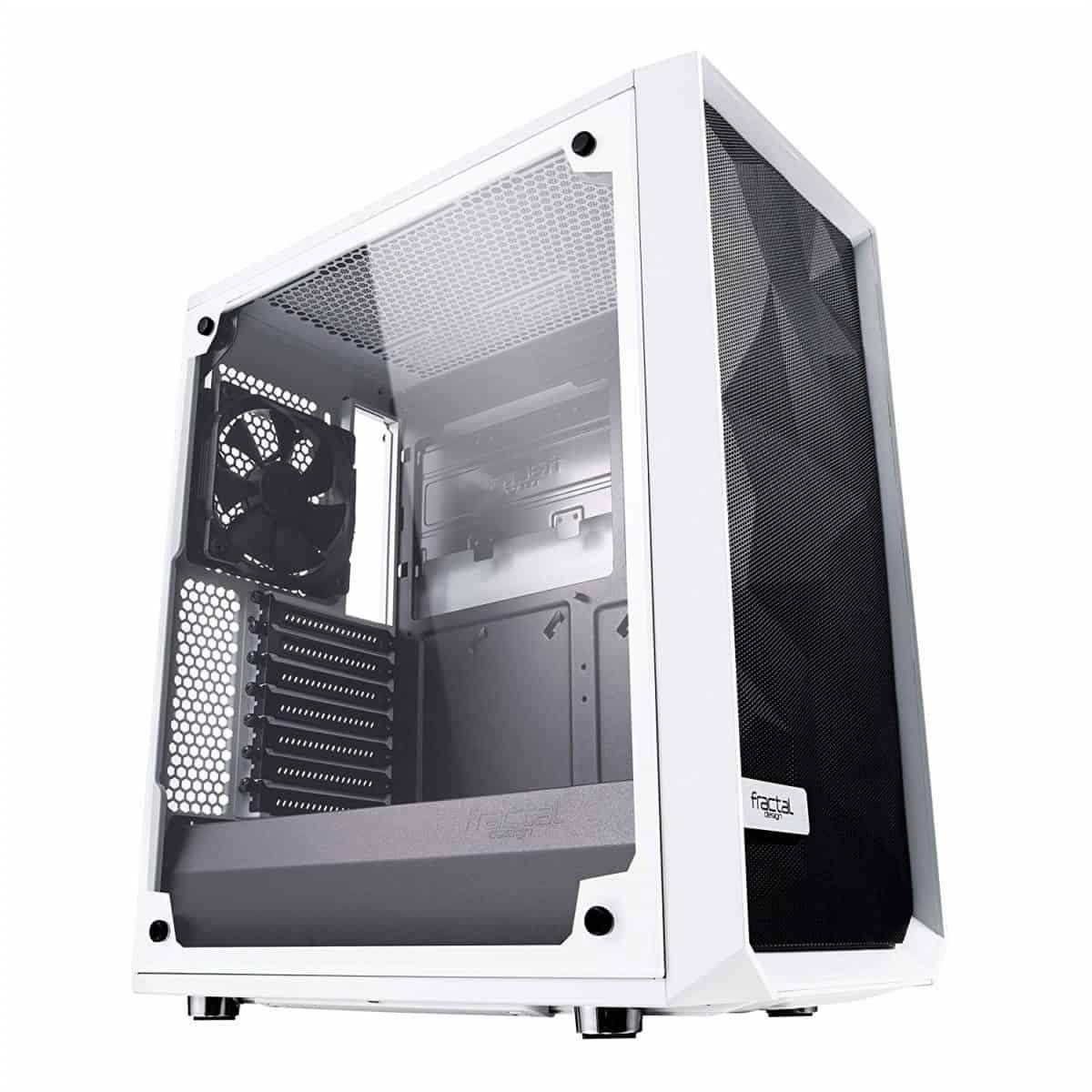 Fractal Design Meshify C - White