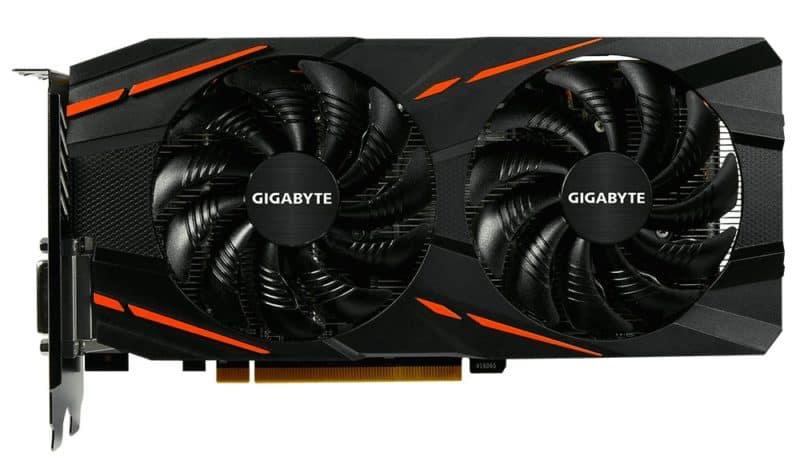 Gigabyte Radeon RX 580 Gaming 8GB Graphic Cards