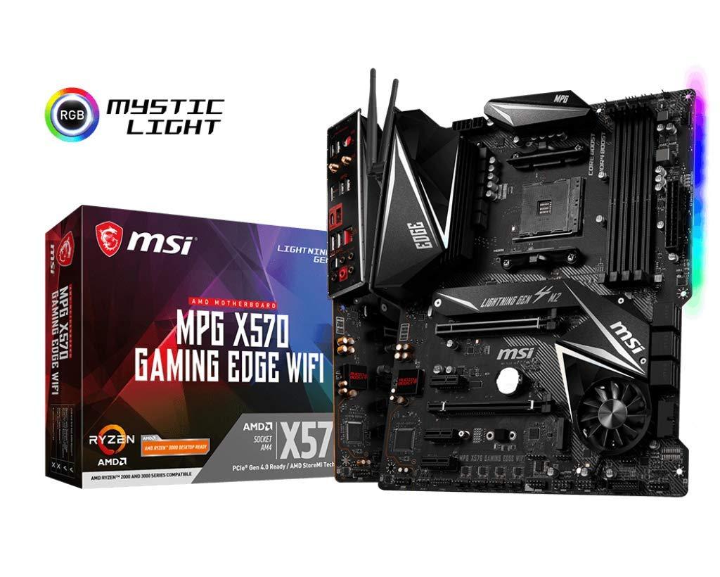 MSI MPG X570 Gaming Edge WiFi Motherboard
