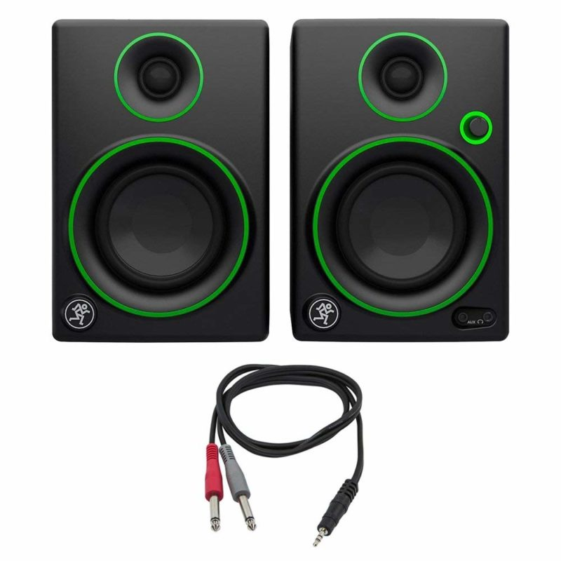 "Mackie CR Series 3"" Creative Reference Multimedia Monitors"