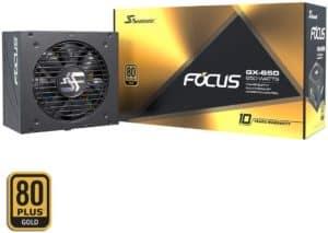 Seasonic Focus GX 650