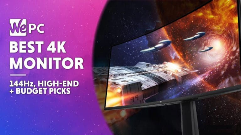 WePC best 4k monitor featured image 01
