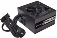 Corsair CX Series 550W 80+ Bronze-Certified Semi-Modular Power Supply
