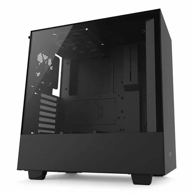 NZXT H500 – Compact ATX Mid-Tower Case