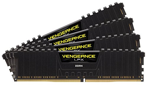 CORSAIR Vengeance LPX 32GB (4x8GB) DDR4 3000MHz