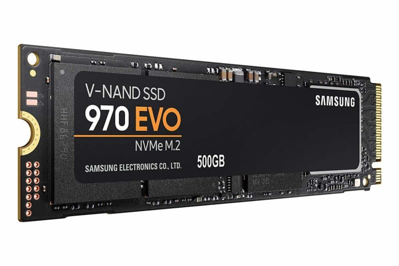 Samsung 970 EVO Plus 500GB