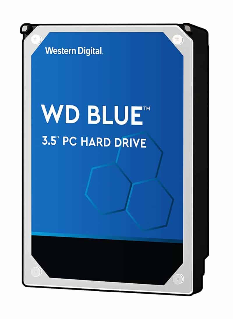 Western Digital WD Blue 1TB PC Hard Drive - 7200 RPM