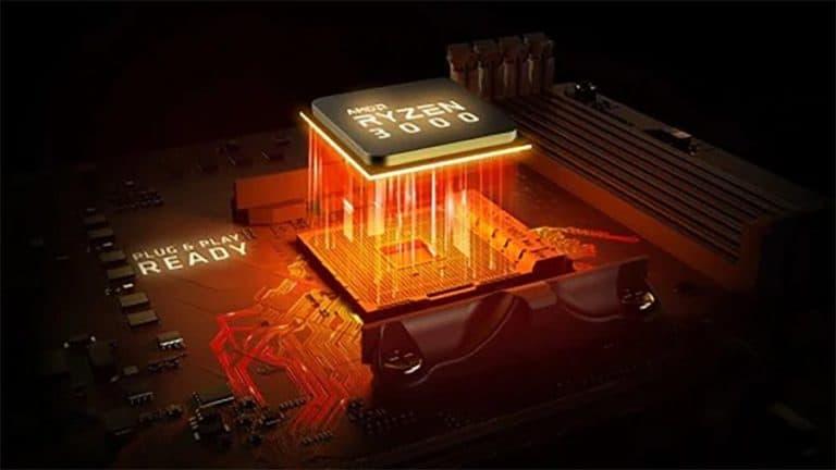 AMD Ryzen 3000 CPU 2019