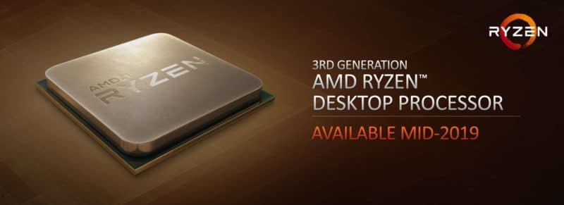 AMD Unveils Ryzen 9 Among New 3rd-Gen CPU Family At Computex