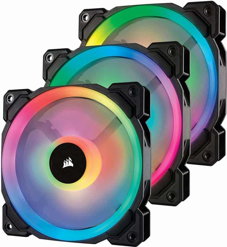 CORSAIR LL120 RGB (Set Of 3)