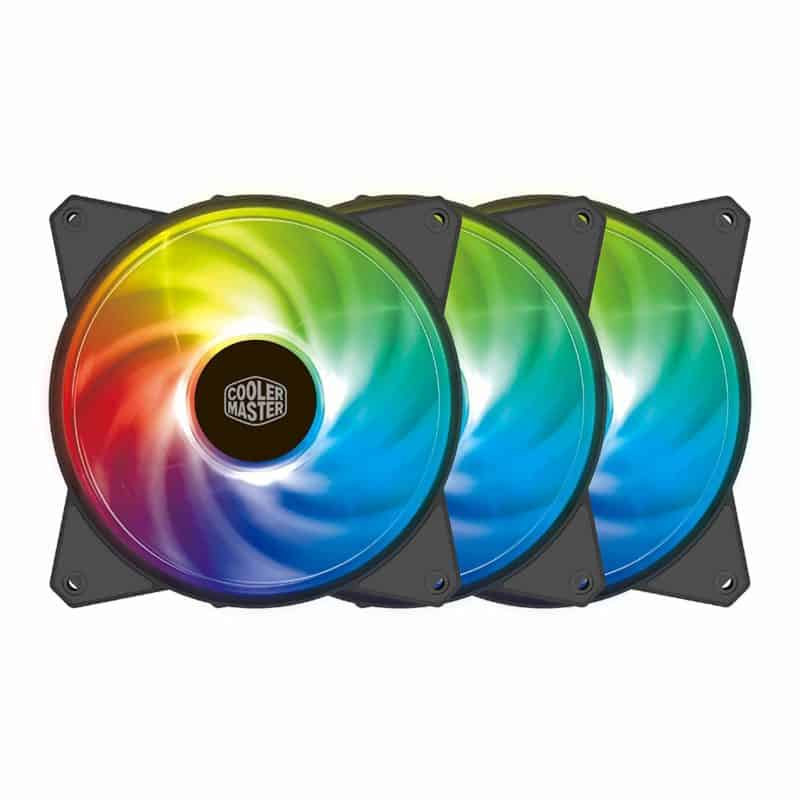 Cooler Master MF120R ARGB (set of 3)