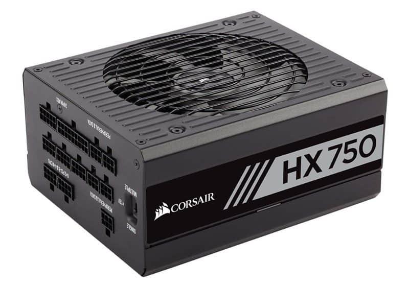 Corsair HX Fully-Modular 80+ Platinum 750 Watt Power Supply