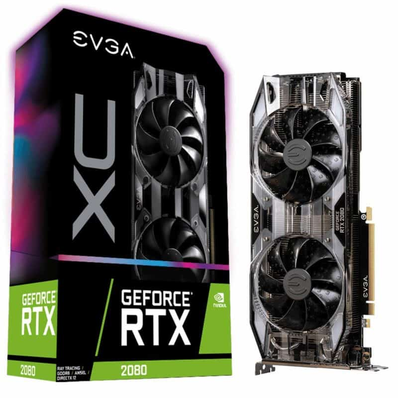 EVGA Geforce RTX 2080 XC Gaming 8GB
