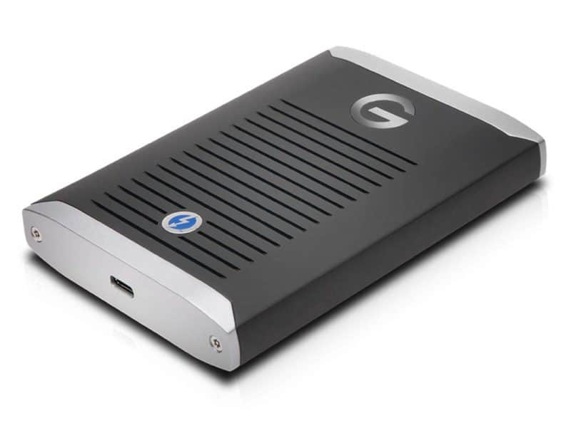 G-Technology 1TB G-Drive Mobile Pro SSD (Thunderbolt 3)