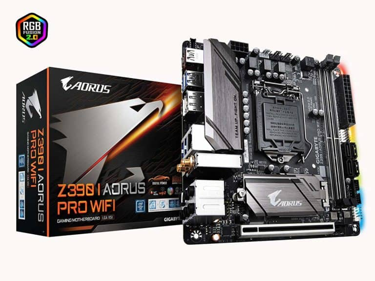 Gigabyte Z390 I AORUS PRO