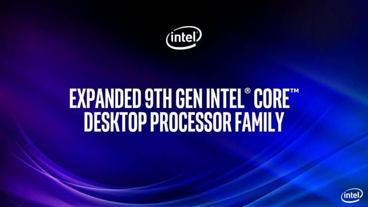 Intel Adds To the Core i9 Family With 8 Core 9900KS CPU - WePC com