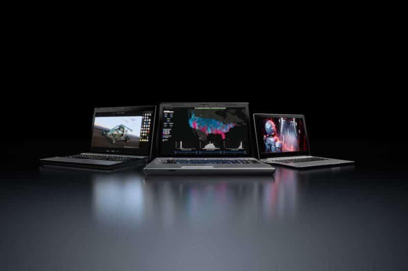 NVIDIA Quadro RTX GPUs