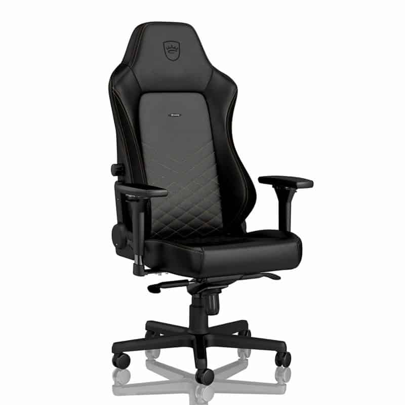 Wondrous Noblechairs Review The Hero 2019 Buyers Guide Machost Co Dining Chair Design Ideas Machostcouk