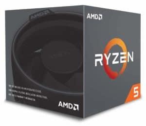 Ryzen 5 2600X processor