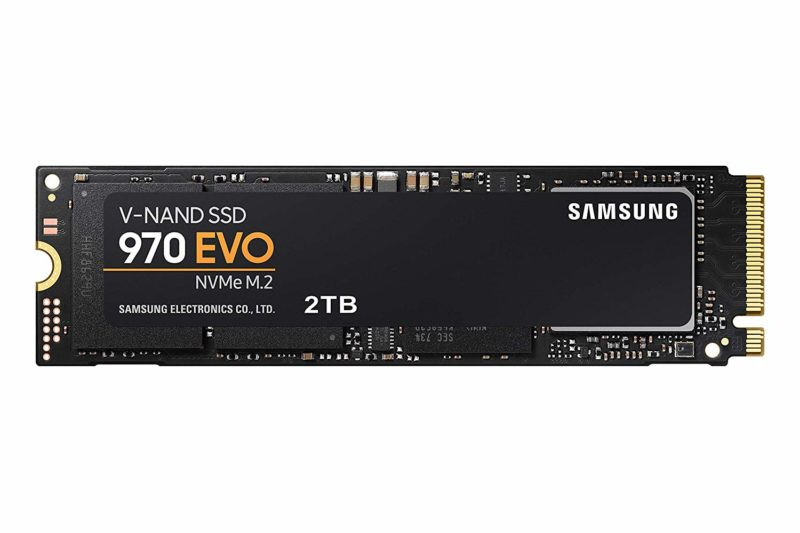 Samsung 970 EVO 2TB M.2 SSD
